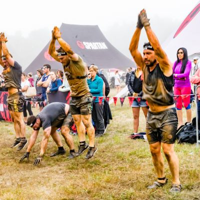 Spartan Burpees for a Cause Challenge